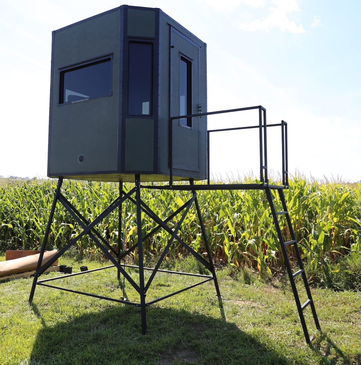 tower blind