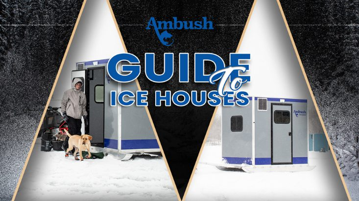 a Guide to Ice Houses