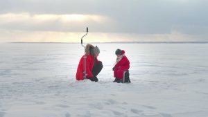What to pack for ice fishing